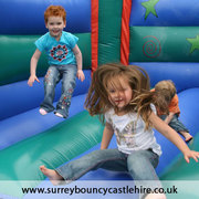 Surrey Bouncy Castle hire based in Woking,  Surrey