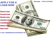 LOAN OFFER APPLY TODAY FOR MORE INFO